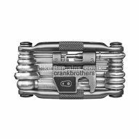 Crank Brothers 19 Function Mini Alloy Multi Tool