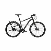 Cannondale Contro 1 Alloy Hybrid City Bike 2016