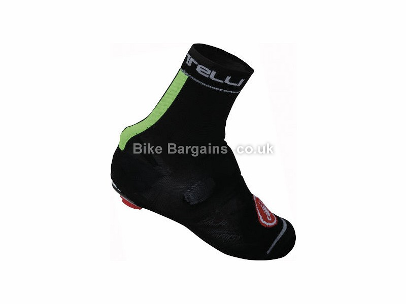 Castelli Belgian Bootie 4 Road Overshoes S,M,L,XL,XXL, Black, White, Blue, Red, Yellow