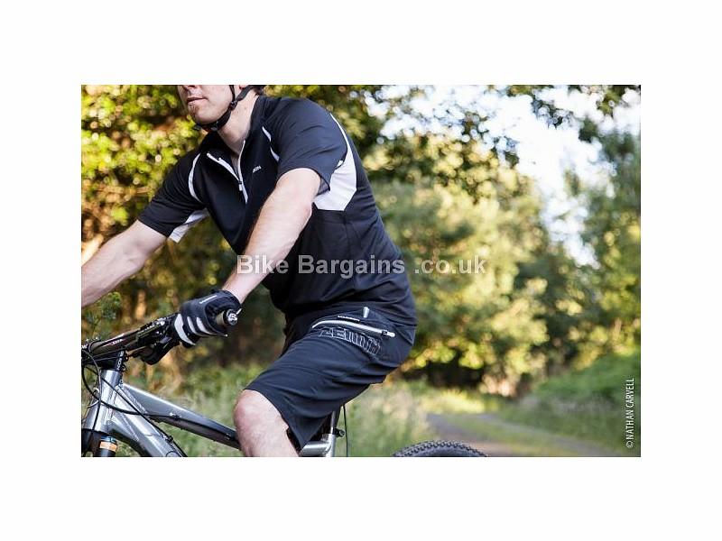 Madison Zenith Lightweight Short Sleeved MTB Jersey 2015 Brown, Green, M, L, XL