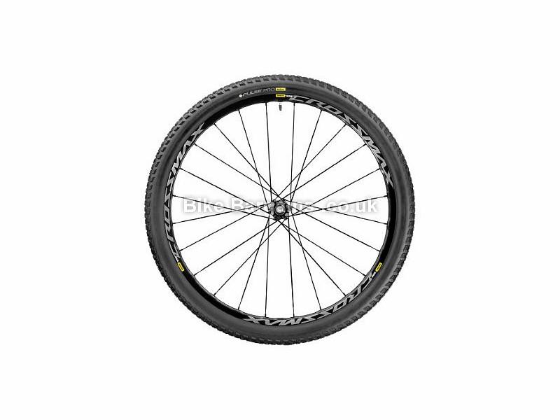 "Mavic Crossmax Elite 27.5 inch Rear MTB Wheel Black, 27.5"", 2.25"""