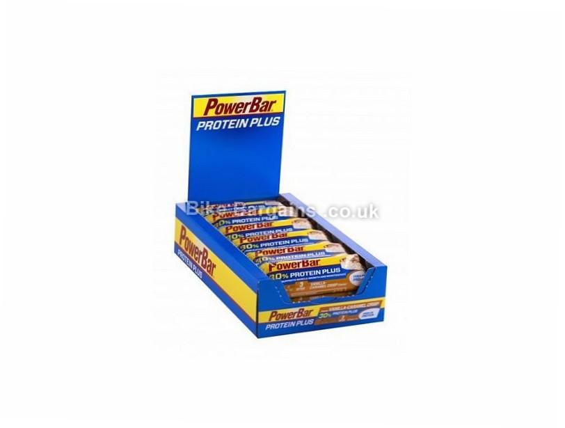 PowerBar Protein Plus 55g Bars 15 pack box 55g Bars, 15 in box