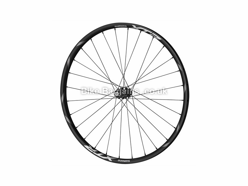 Shimano XTR M980 Carbon Tubular 29 inch MTB Rear Wheel Black, Rear, 29""