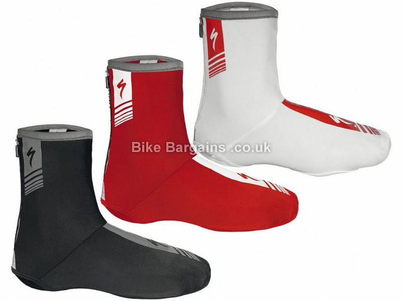 Specialized Elasticised Road Overshoe 2016 M, Red, White, Black, Grey