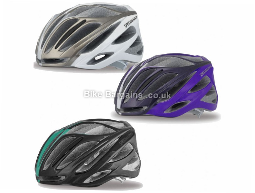Specialized Ladies Aspire Road Cycling Helmet 2015 L, White