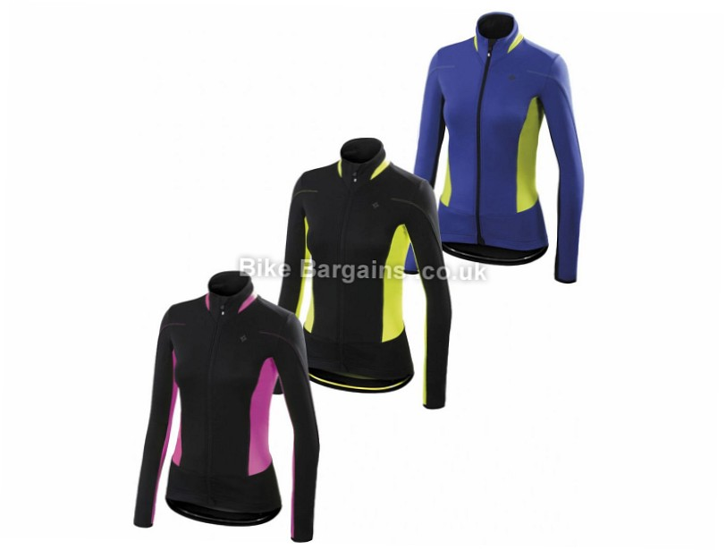 Specialized Element RBX Sport Ladies Jacket 2016 XS, Blue, Green, Women's, Long Sleeve