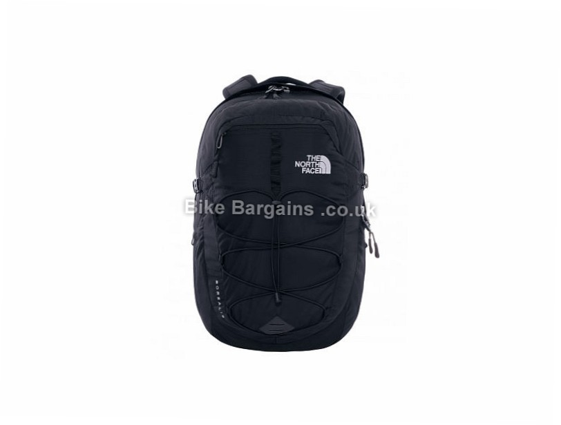 The North Face Borealis Classic 28 Litre Backpack Yellow, Black is extra