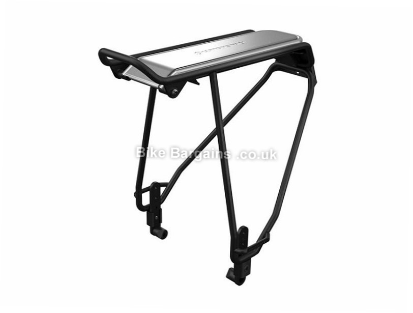 Blackburn Interlock Rear Pannier Rack Black, Alloy