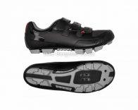 Cube CMPT MTB SPD Velcro Shoes