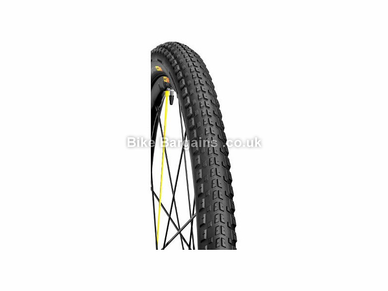 "Mavic Crossmax Pulse 27.5 inch MTB Tyre Black, 27.5"", 2.1"""