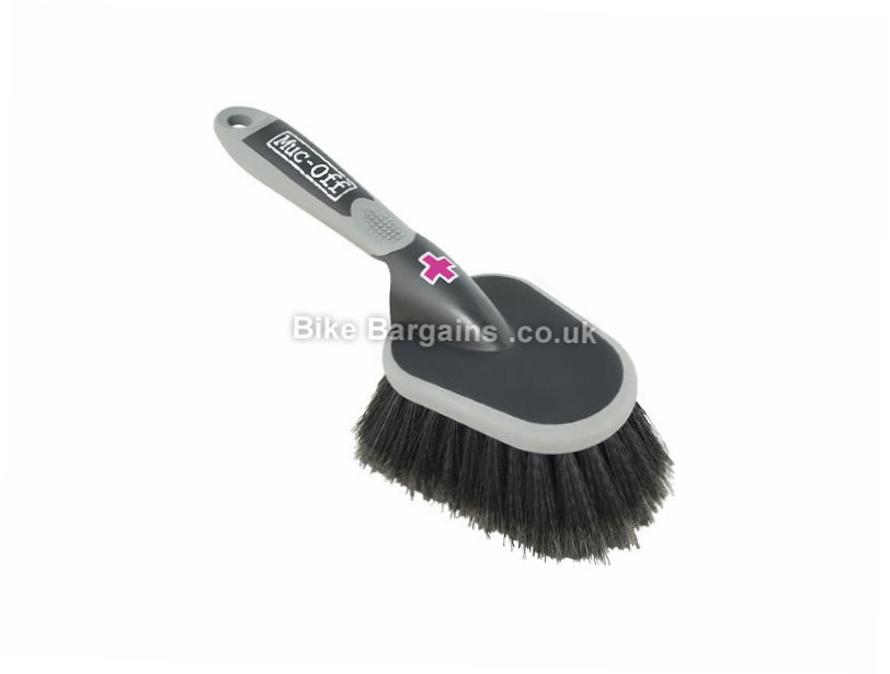 Muc-Off Soft Washing Brush carefully clean your bike!