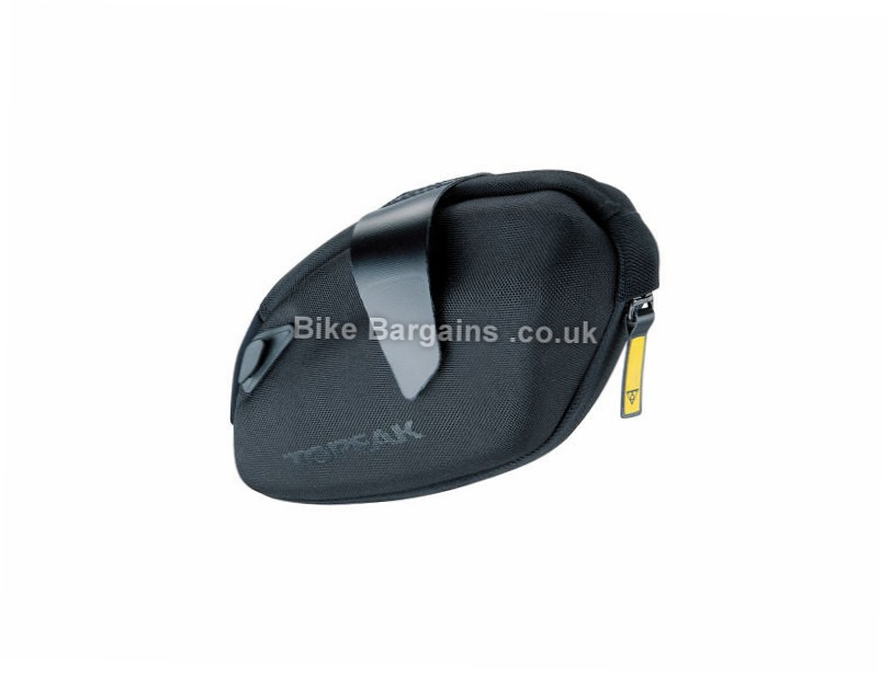Topeak Dyna Wedge Small Strap Saddle Bag Black, S, 98g