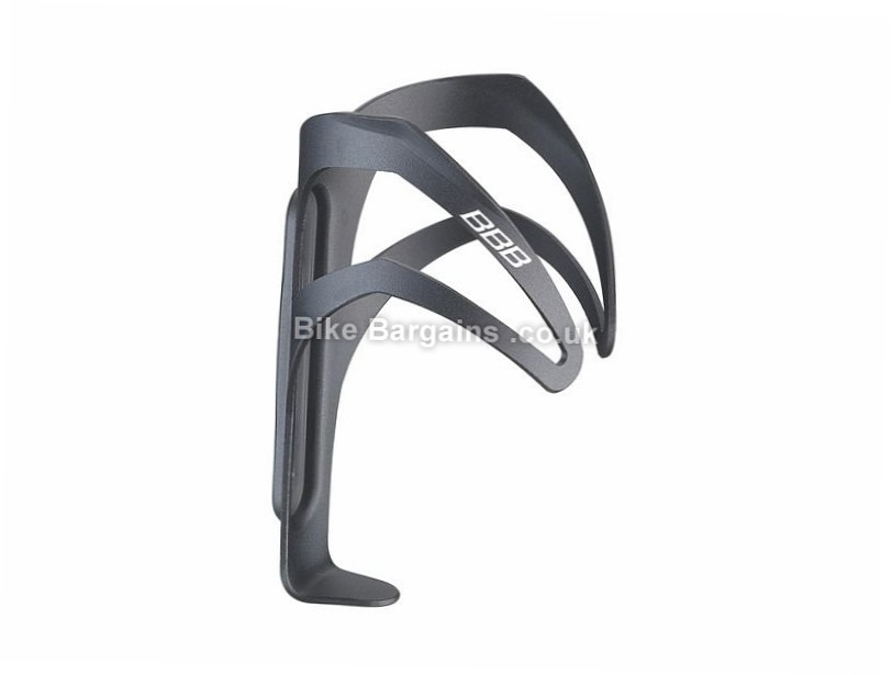 BBB SpeedCage BBC-31 Water Bottle Cage Black, White, Alloy, 40g