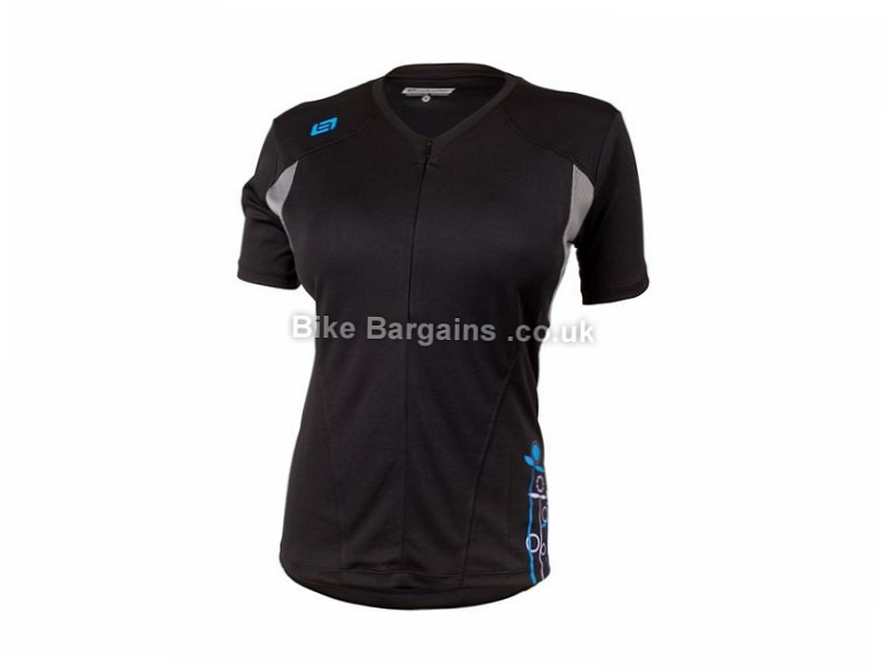 Bellwether Ladies Meadow Jersey XL, Black