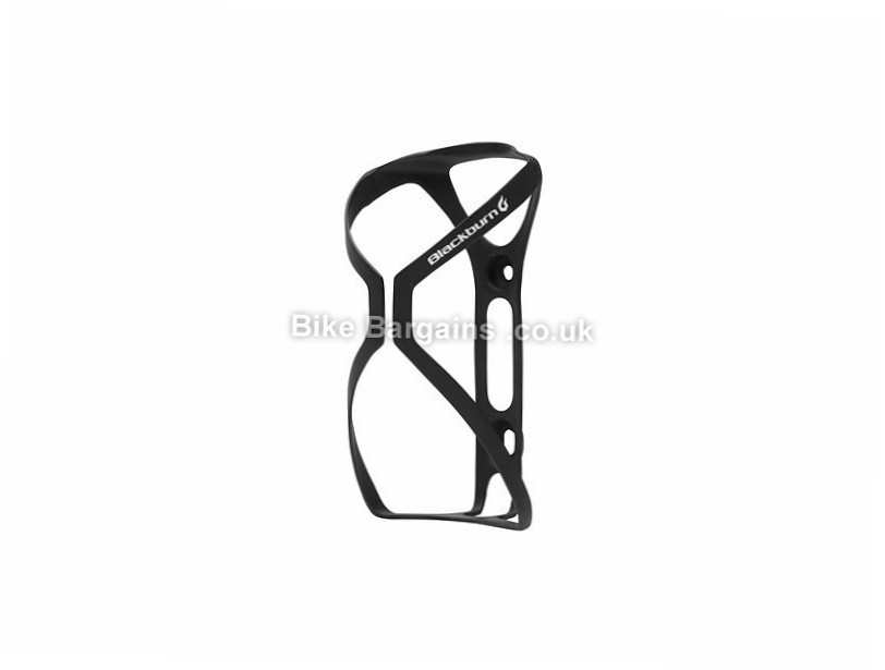 Blackburn Cinch Carbon Water Bottle Cage Black, Yellow, Red, White, 16g