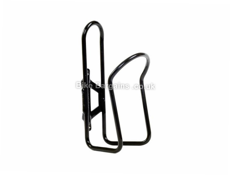 Blackburn Competition Water Bottle Cage Black, Silver, 55g, Alloy