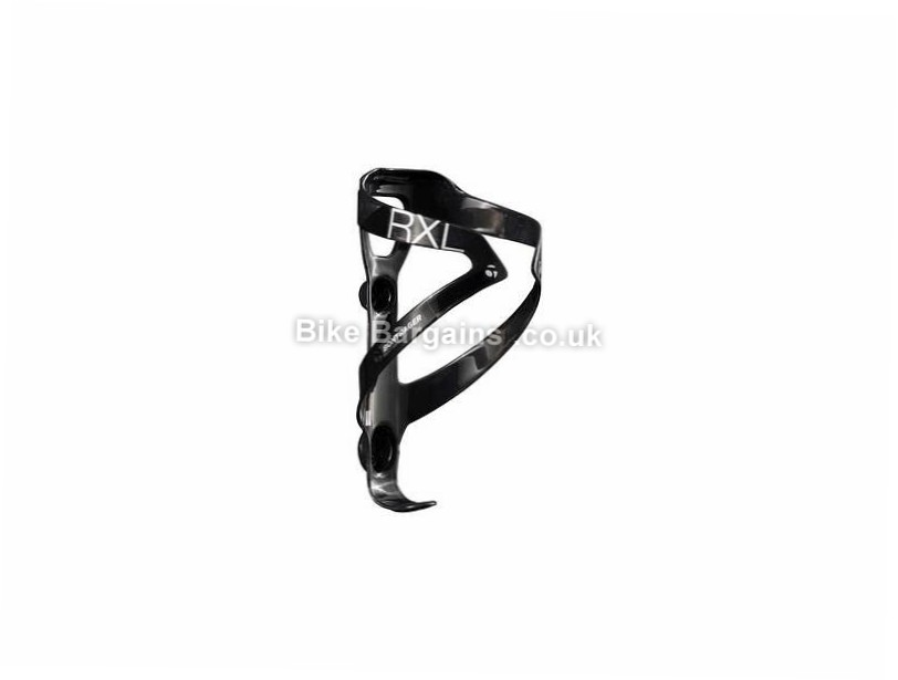 Bontrager Race X Lite Water Bottle Cage 23g, carbon