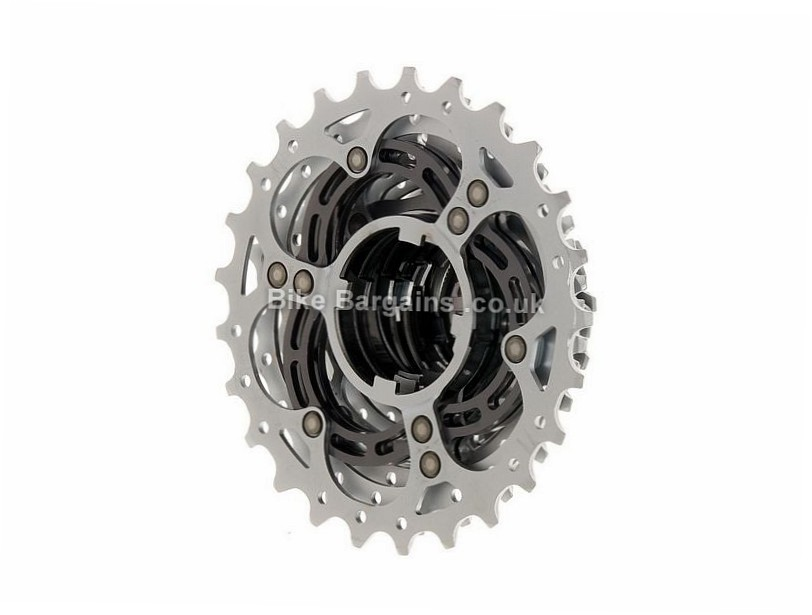 Campagnolo Chorus 11 Speed Cassette 236g, 11 Speed, Road, Silver