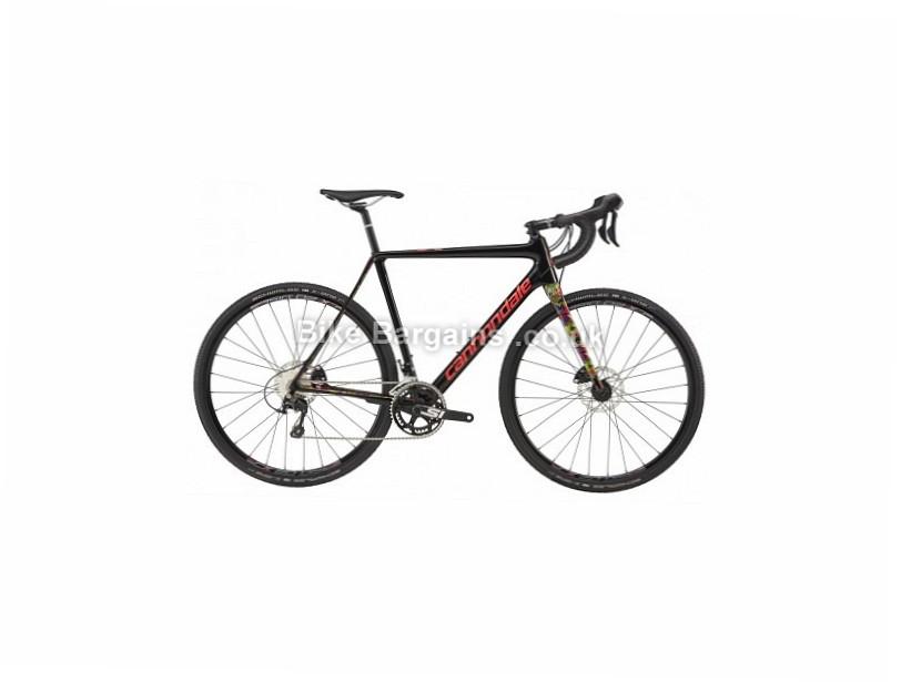 Cannondale SuperX 105 Carbon Cyclocross Bike 2017 54cm, White