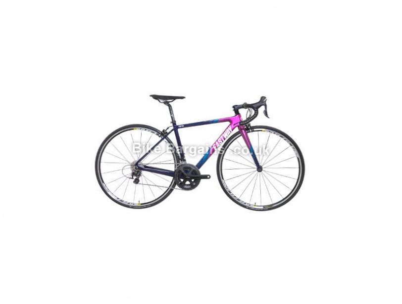 Eastway Emitter R3 Ladies 105 Carbon Road Bike 2017 Purple, Blue, 51cm - 45cm, 48cm cost £1260