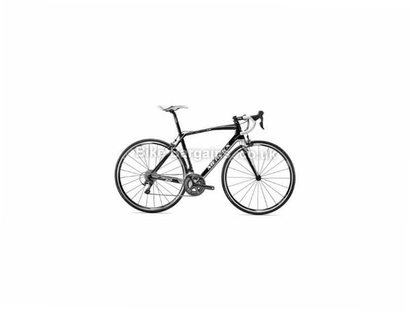 Eddy Merckx Milano 72 Ladies Ultegra RS010 Carbon Road Bike 2017 Black, White, Silver, L