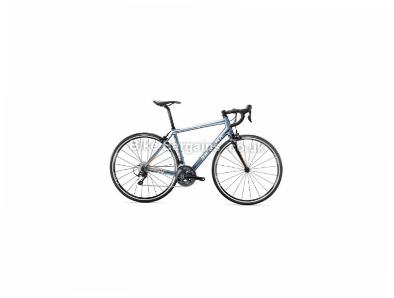 Eddy Merckx Montreal 74 Ladies 105 Alloy Road Bike 2017 L, Silver, Alloy, Calipers, 11 speed, 700c