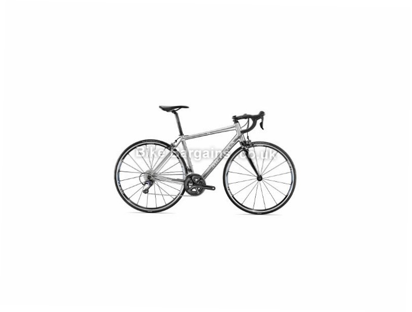 Eddy Merckx Montreal 74 Ladies Ultegra Alloy Road Bike 2017 Silver, XXS, S, M