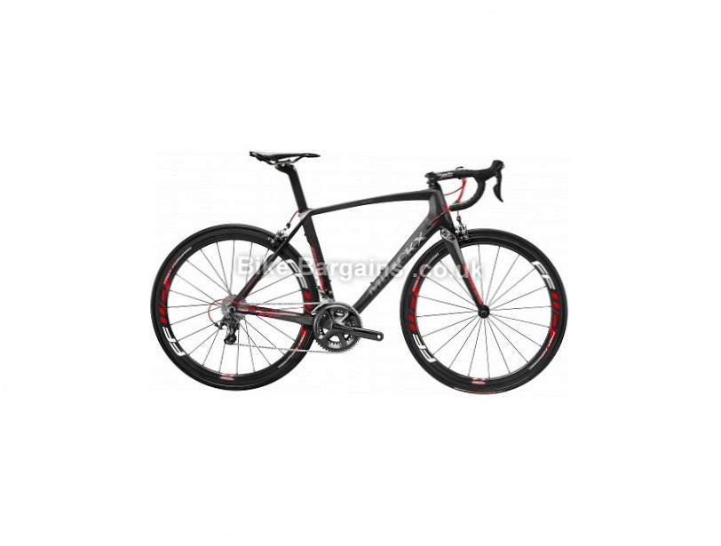 Eddy Merckx Mourenx 69 Carbon Ultegra Road Bike 2015 Black, 51cm