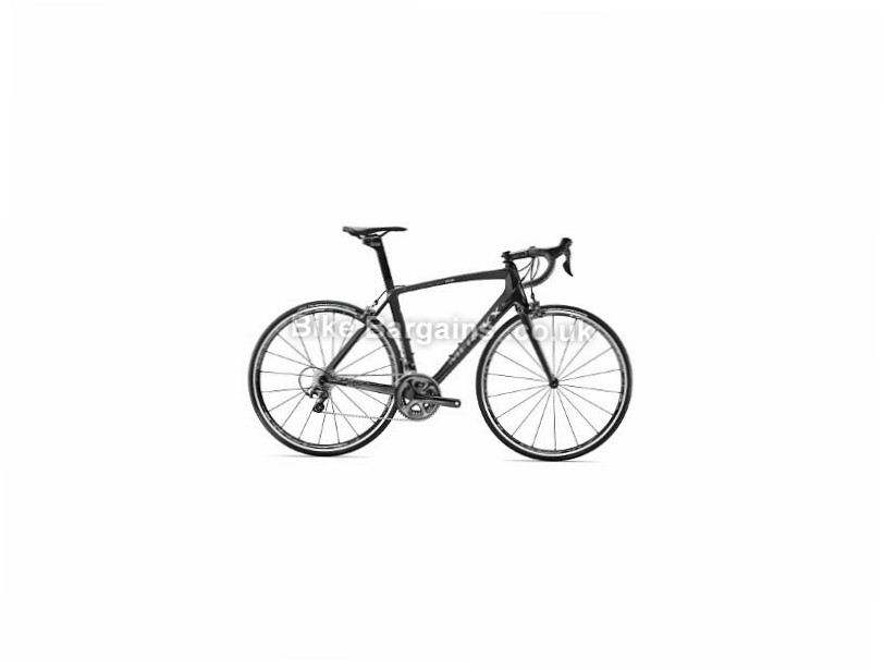 Eddy Merckx Mourenx 69 Ultegra Fulcrum Carbon Road Bike 2017 Black, Silver, XS, S, M, XL, XXL