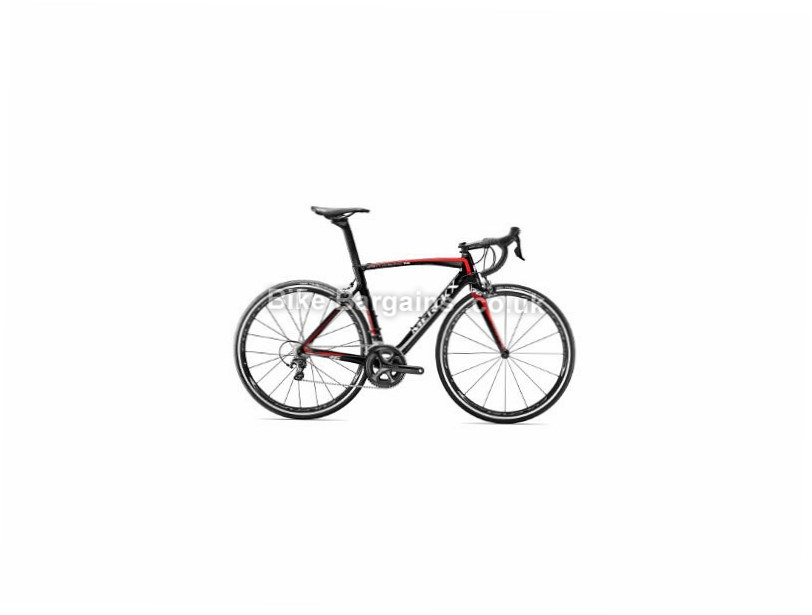 Eddy Merckx San Remo 76 Ultegra Carbon Road Bike 2017 XS, Black, Red, Silver, Carbon, 11 speed, Calipers, 700c