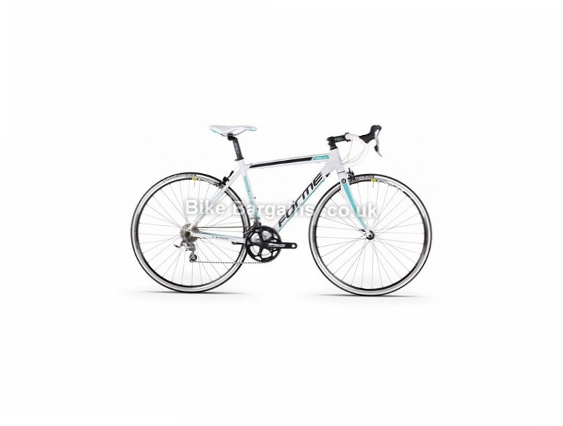 Forme Longcliffe 3 FE Ladies Alloy Road Bike 49cm, White, Alloy, Calipers, 10 speed, 700c