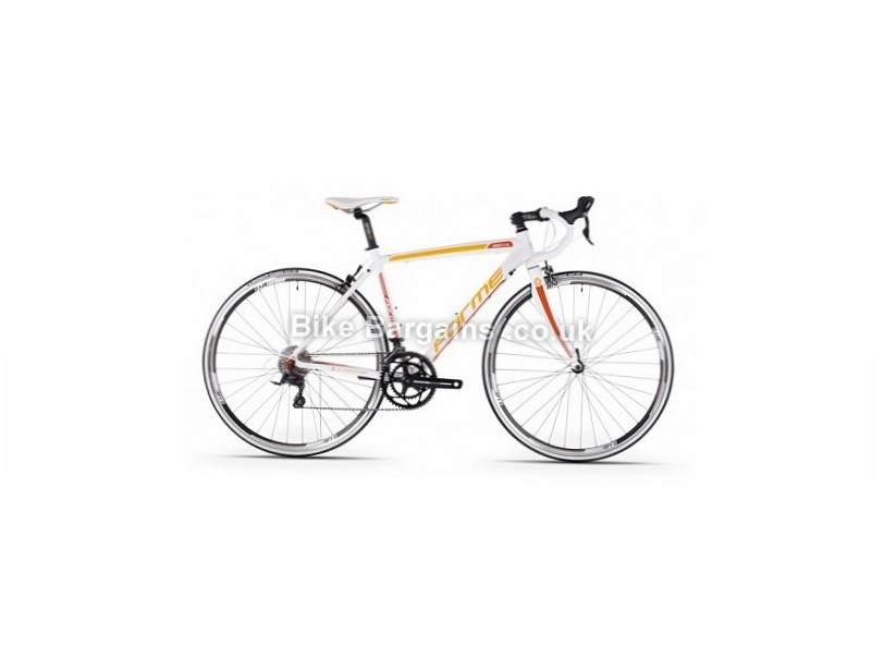 Forme Longcliffe 4 FE Ladies Alloy Road Bike 49cm, White, Alloy, Calipers, 9 speed, 700c