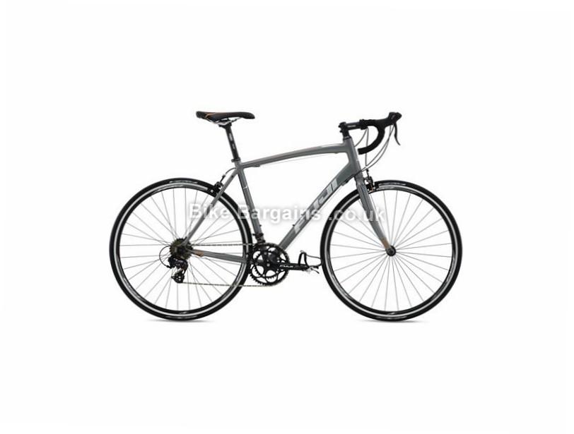 Fuji Sportif 2.5 Alloy Road Bike 2016 52cm, Grey, 14 Speed, Alloy