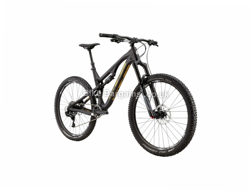 Intense Spider 275C Foundation Build Enduro Carbon Full Suspension Mountain Bike 2017 Black, M, L