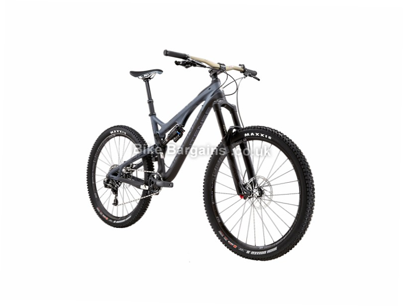 Intense Tracer 275C Pro Build Enduro Carbon Full Suspension Mountain Bike 2016 Black, S