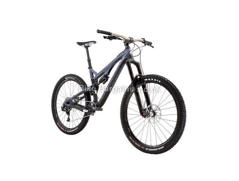 Intense Tracer 275C Pro Build Enduro Carbon Full Suspension Mountain Bike 2016 Black, S