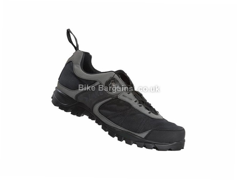 Lake MX105W Ladies Waterproof MTB Shoes Black, 36
