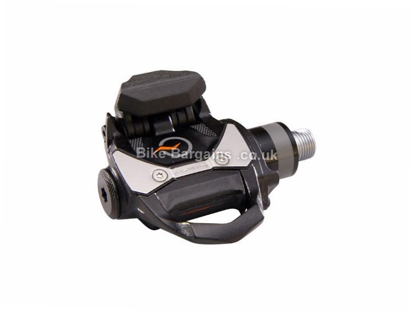 PowerTap P1 Power Meter Pedals Black, Look Keo compatible, 398g