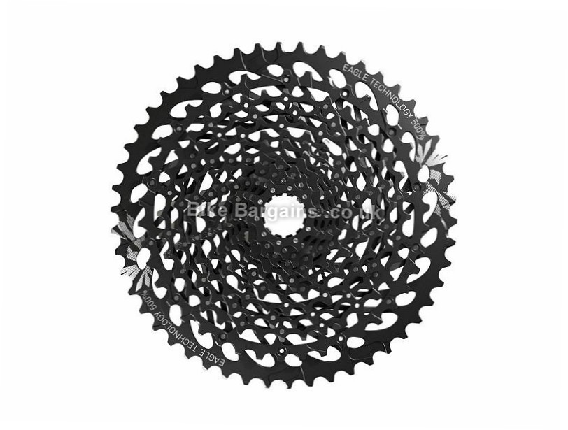 SRAM GX Eagle XG-1275 12 Speed Cassette 450g, 12 Speed, MTB, Black