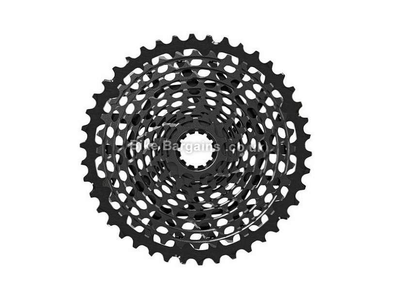 SRAM X01 XG1195 11 Speed Cassette 275g, 11 Speed, MTB, Road, Black