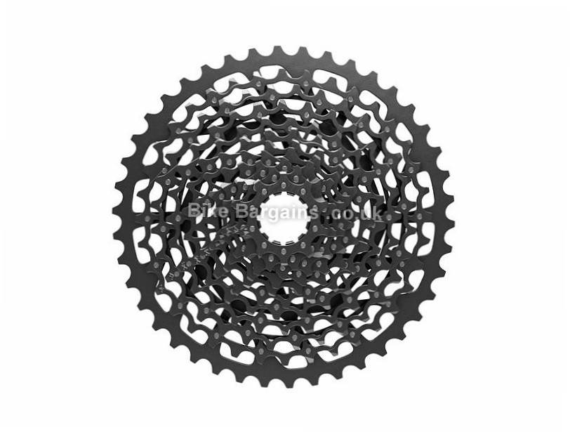 SRAM XG-1150 11 Speed Cassette 394g, 11 Speed, MTB, Road, Black