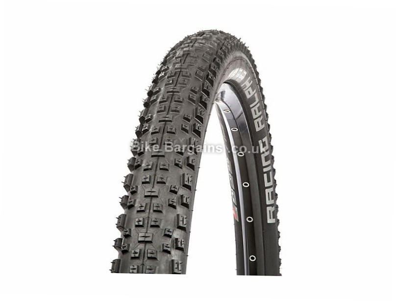 "Schwalbe Racing Ralph Evo Folding MTB Tyre 2.1"", 26"", Folding , Black"