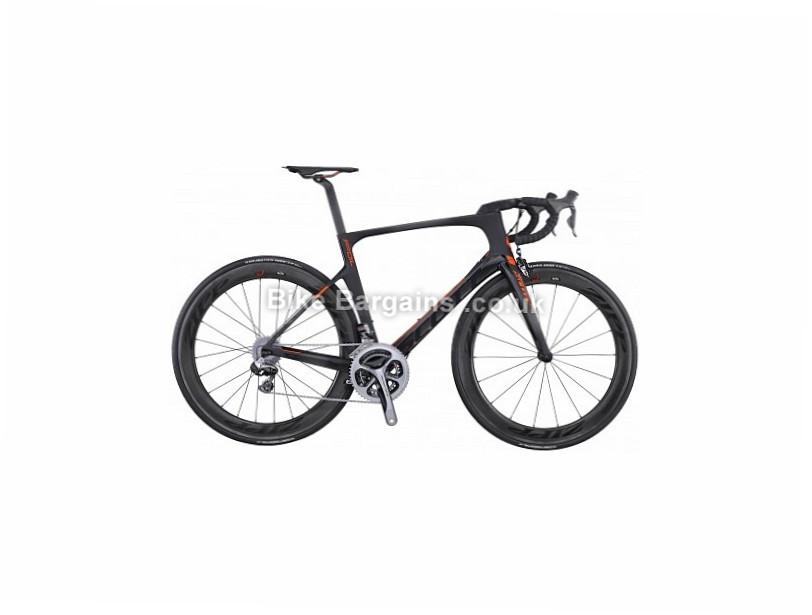 Scott Foil Premium Dura Ace Di2 Carbon Road Bike 2016 Black, 61cm