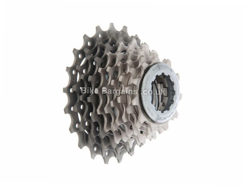 Shimano Dura Ace 10 Speed 7900 Cassette 163g, 10 Speed, Road, Silver