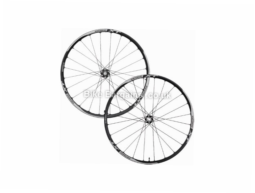 Shimano XT M785 MTB Wheels Black, 27.5""