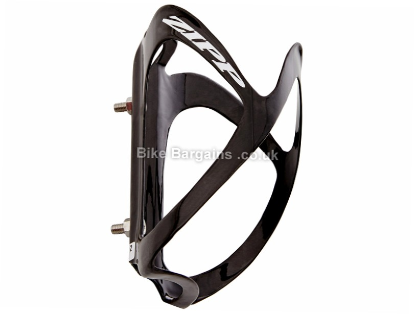 Zipp Vuka Carbon Water Bottle Cage 28g, carbon, black