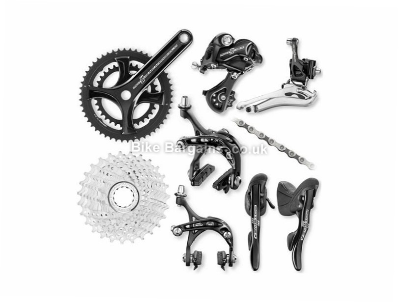 Campagnolo Potenza 11 Speed Road Groupset 11 Speed, Road