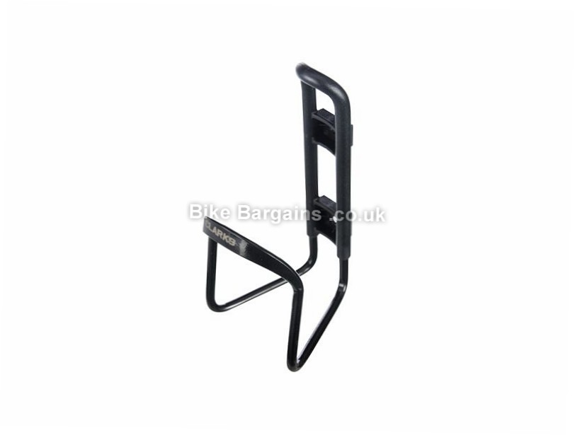 Clarks BC-20 Lightweight Alloy Water Bottle Cage Black
