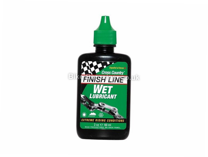 Finish Line Cross Country Wet Lube 60ml 60ml (2oz) bottle