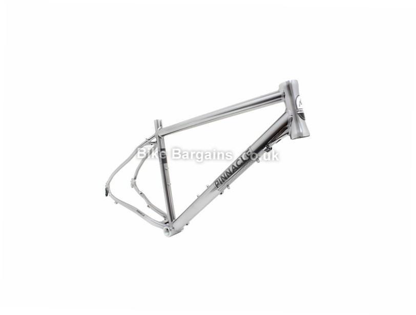 Pinnacle Lithium 4 Alloy Hybrid Frame 2013 was sold for £72! (44cm ...